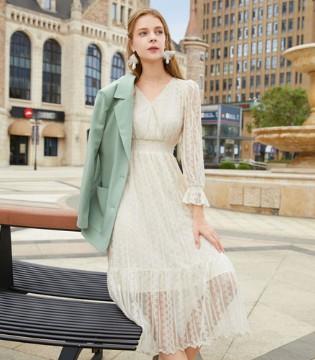 春美多品牌连衣裙 给你初秋穿搭新风尚