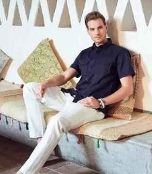 富绅V定制:衬衫加分小细节 定制属于你的专属衬衫