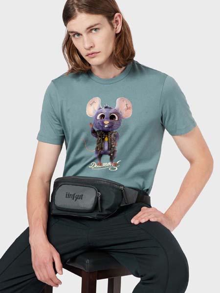 恩咖:八月养眼T恤上新 潮酷中的童趣