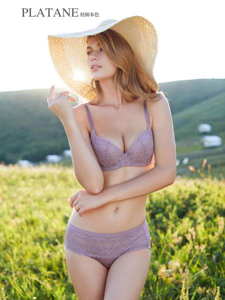 梧桐本色内衣 在属于夏季的性感无处隐藏