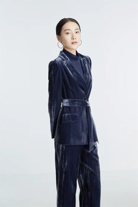 BBLLUUEE 粉蓝时尚:不设限的人格 更具魅力