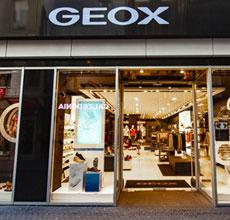 Geox品牌发布上半年业绩 线上渠道力挽狂澜 增长40%