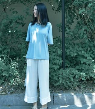 舒工坊生活园子 种花种草做精美衣服