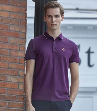 重新定义Polo领衬衫 爱迪丹顿男孩时尚帅气
