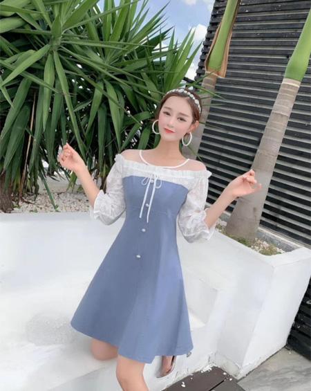 强烈安利五款初秋连衣裙 �有信�装美哭我了!