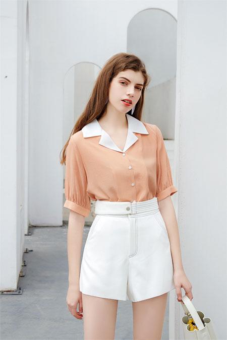 清新文艺的穿搭风格 艾丽哲女装让你重获青涩时光