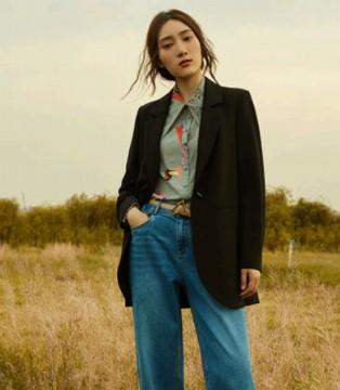 Chic复古早秋牛仔裤穿搭手册 收下属于你的名实!