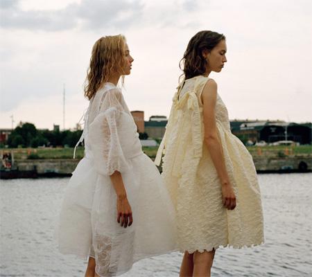 Cecilie Bahnsen北欧梦幻少女系ω列 魔女与天使的较量
