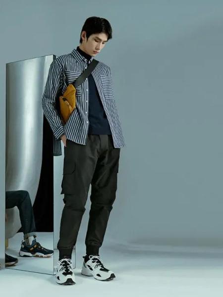 竖纹单品穿搭法则 1943s秋季新品时髦帅气