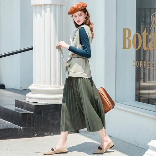 戈蔓婷时尚品牌女装打开财富大门 成就女装新事业