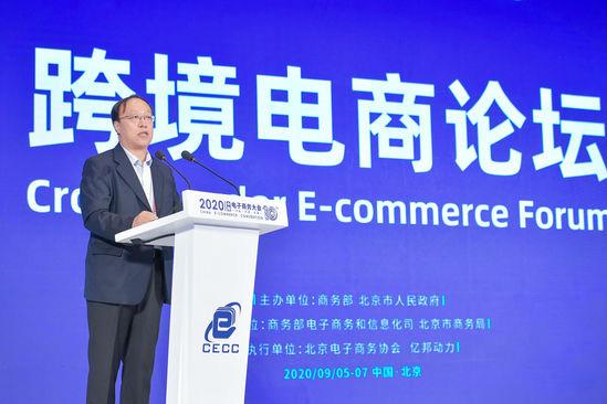 清华大学教授柴跃廷:发展跨境电商 深化国际合作
