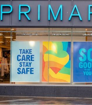 Primark销售业Ψ绩好于预期 其母公司ABF集团感��C爆�W到乐观