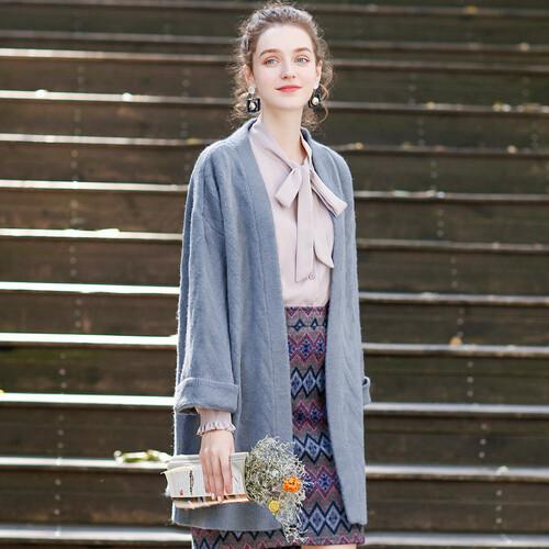 戈蔓婷时尚女装无形之中的美丽 精雕细琢打造品牌