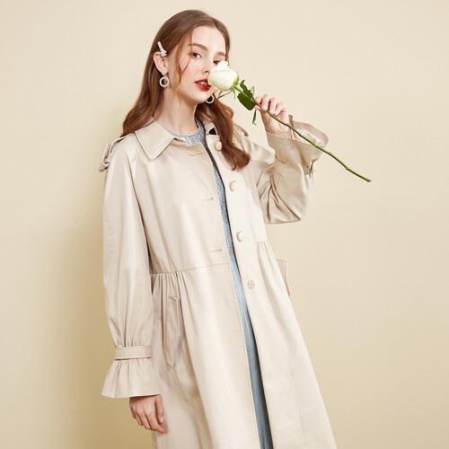 浓重异域色彩的戈蔓婷 打造性价比极高女装品牌
