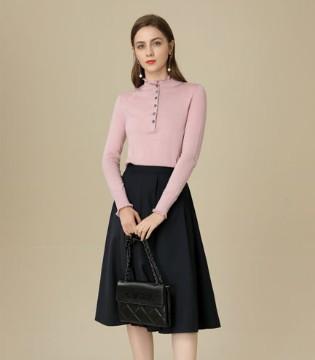 爱依莲新品穿搭 散发与众不同的优雅气质