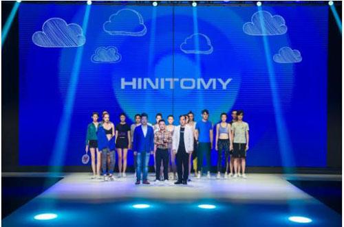 希尼汤米HINITOMY:请注意 机能运动正发起时髦进击
