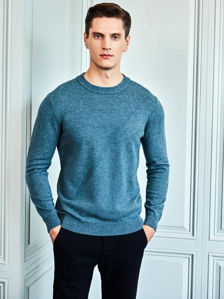 彰显品质的针织衫 爱迪丹顿温暖你整个秋冬