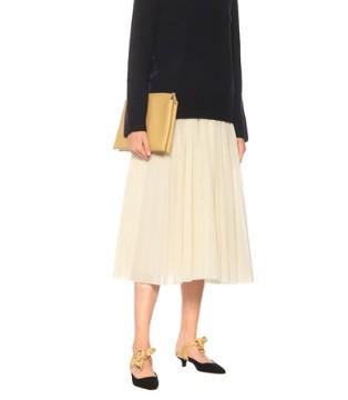 The Row高跟鞋穿搭课 自带优雅与气质的女人