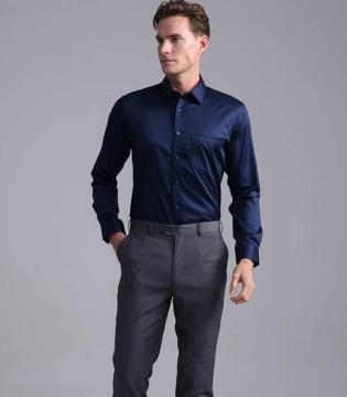 富绅男装秋季时尚衬衫 让你时刻保持绅士范