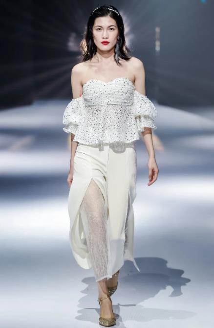 MAI DIRE MAI:令人一见倾心的设计丨2020广东时装周