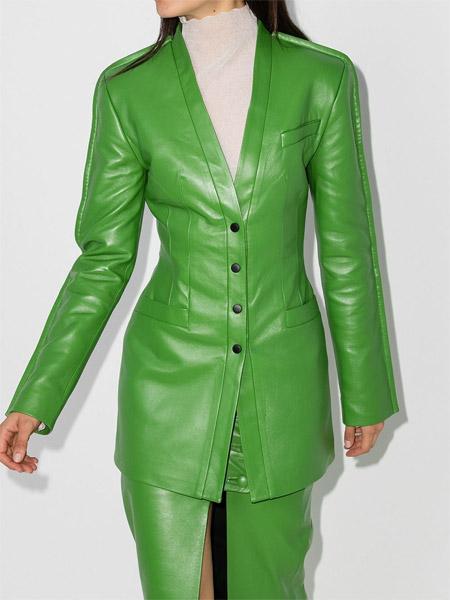 重回80年代时尚 Materiel西服助你打造摩登职场穿搭