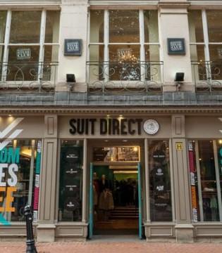Suit Direct在线下新增旗舰店 进一步推进扩张计划