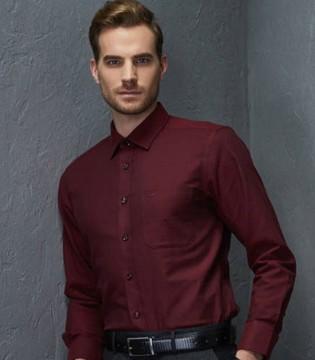 富绅男装与众不同的色彩选择 让商务衬衫变得鲜活起来