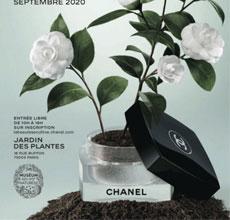 因疫情而推�t的Chanel沉浸式�@��w�展 今番正式�硪u