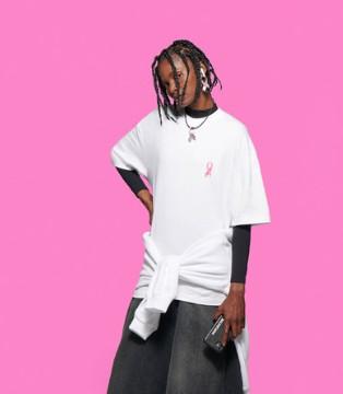 Balenciaga 粉红丝带胶囊系列即将发售