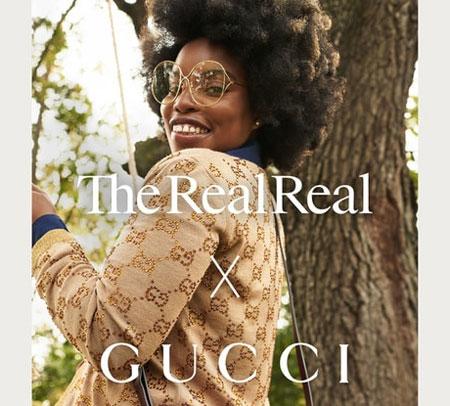 奢侈品也玩转售?Gucci集团与The RealReal合作
