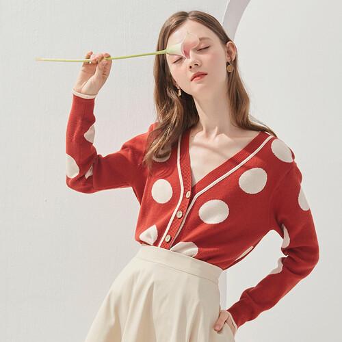 戈蔓婷时尚女装以美和自信来诠释快乐和幸福