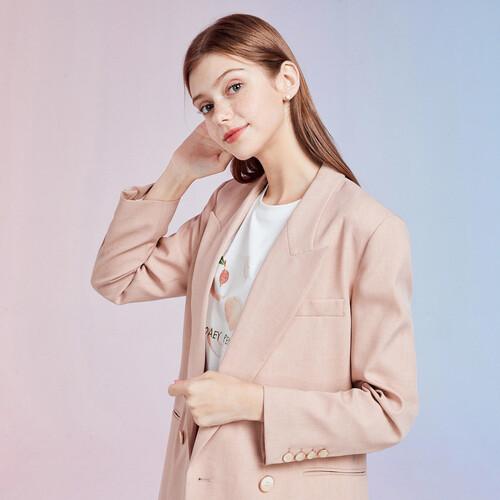 品牌兼顾时尚流行 戈蔓婷女装创造出独特的品牌个性