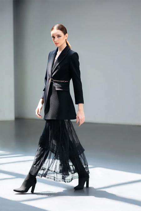 CASTLE卡索2020秋冬时尚大片发布 新女性的美学概念