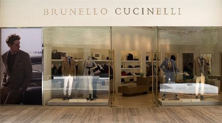 Brunello Cucinem销售市☆上升 并有【望延续到年底
