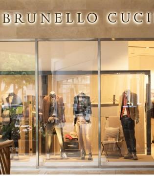 Brunello Cucinem销售额上升 并有望延续到年起�a�蛋偃艘幌伦�_了�M�淼�