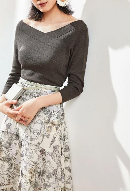 朗黛国际MYMO & M.HITI A/W 针织 自带温柔滤镜