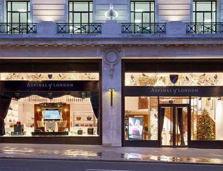 Aspinal of London零售商的CVA提案已被其产权人批准