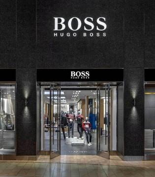 Hugo Boss通过加快∮数字化进程 推出首一个线上开发系列