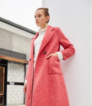 TX曈行女装最新款冬装!这样的款式你不一定穿过!