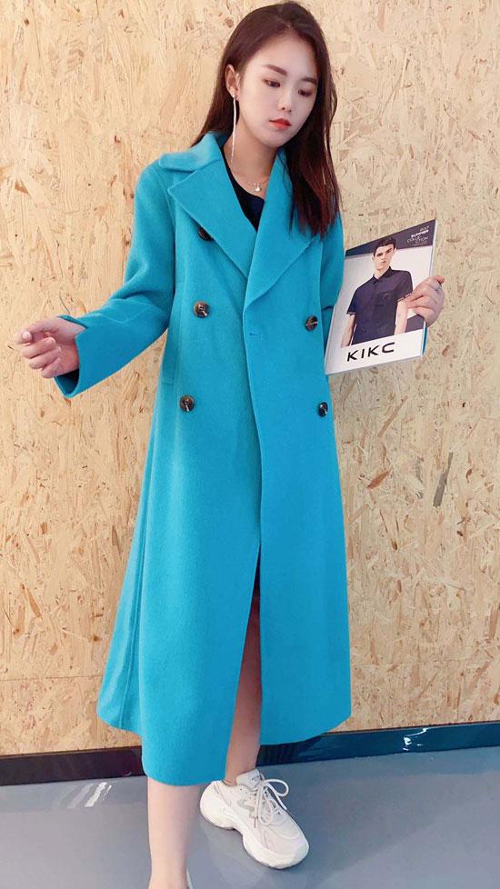 靓漫蒂秋冬保暖外套 呵护女人的温暖和可爱