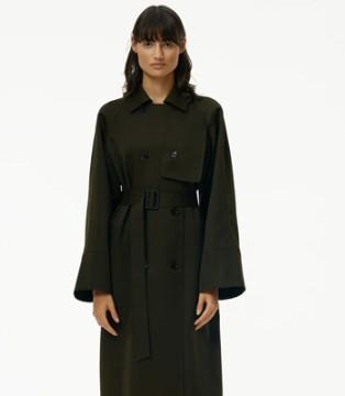 Tibi现代高雅的成衣系列 诠释生活新态度 自信百倍