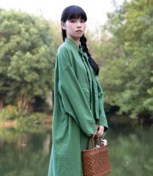 加盟照本堂女装 看见棉麻 弘扬传统文化