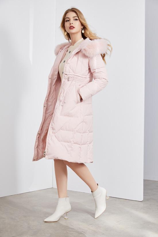 城市衣柜保暖外套来袭 清纯淡雅 撩动整个秋冬!