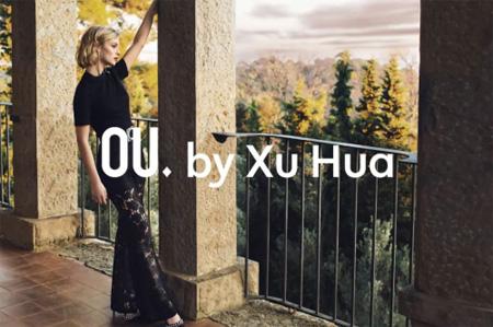 OU. by Xu Hua SS21徐花专场发布抢先探秘 关注→_→