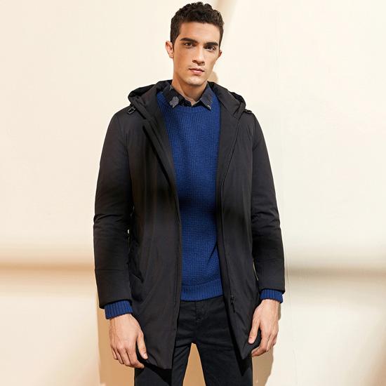 爱迪丹顿男装外套 潇洒有型 帅过整个秋冬!