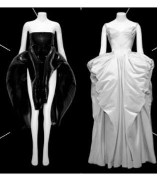 成立150周年 纽约大都会博物馆举办探索历史的时装展