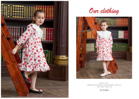 加盟快乐精灵童装 与您一起铸造网红童装店