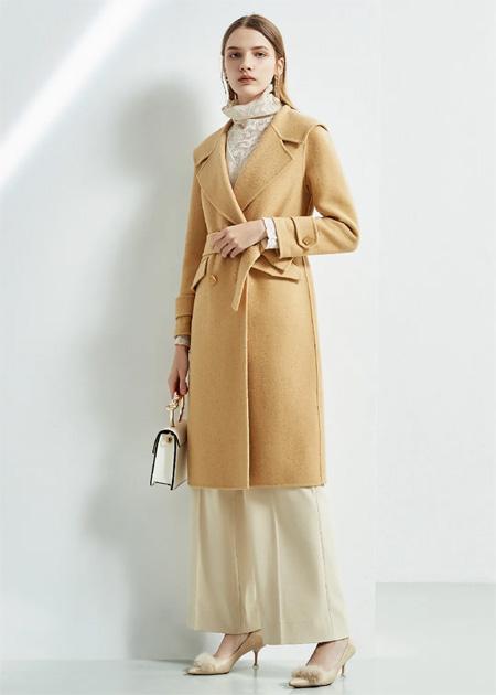品质研究所 YOUXIZI 初冬降临 限量系列大衣