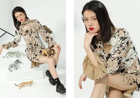 槿续旗袍 LOVEJINSTORY 2020S/S 1111狂欢日系列发售