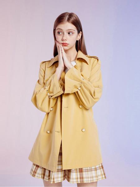 戈蔓婷时尚舒适外套 绽放你的美丽!